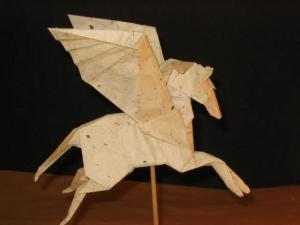 Team building, Origami - 2
